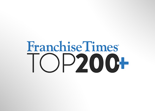 Franchise Times top 200+ logo
