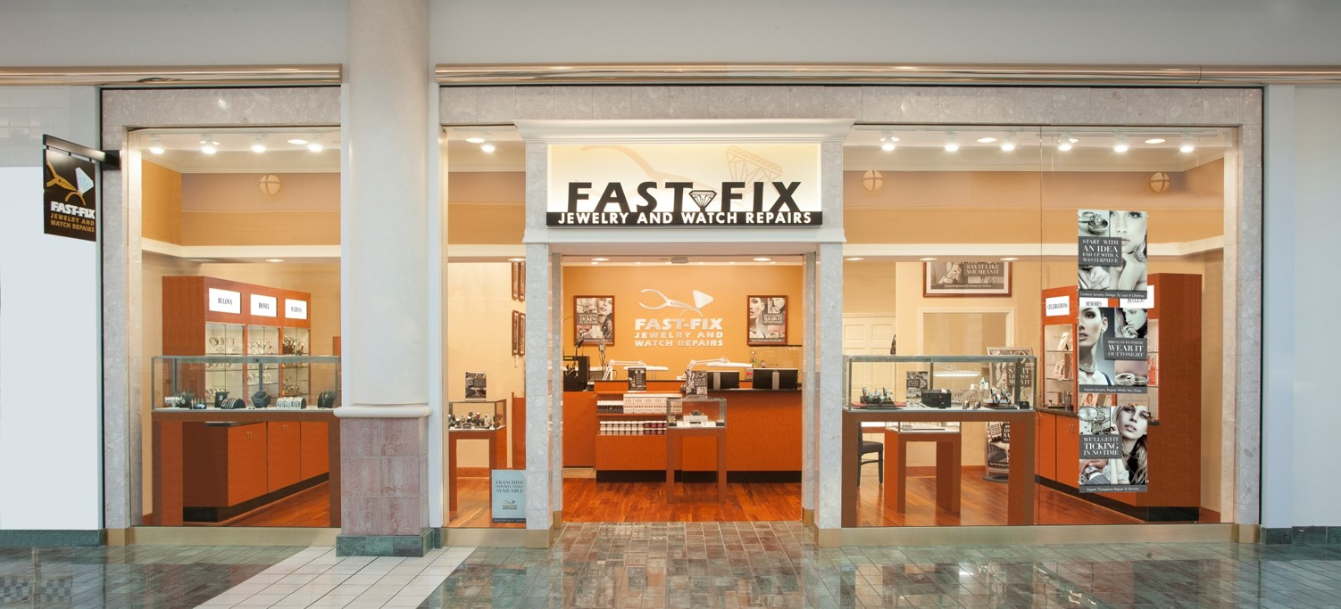 Eastview Mall Fast-Fix Jewelry and Watch Repairs storefront