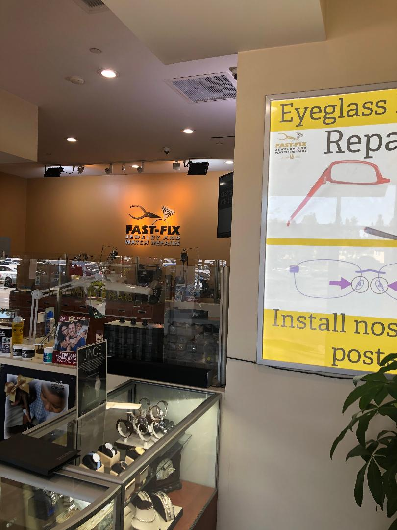 Eyeglasses Repair
